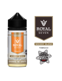 Royal Seven - Woodsy Blend 50ml
