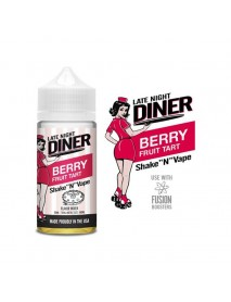 Lichid Late Night Diner - Berry Fruit Tart 50ml