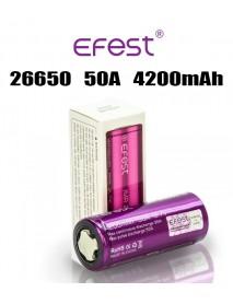 Acumulator 26650 4200mAh 50A - Efest