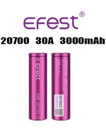 Acumulator 20700 3000 mAh 30A - Efest