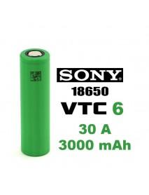 Acumulator 18650 VTC6 3000 mAh 30A - Sony