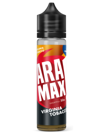 Virginia Tobacco Shortfill Aramax 50ml