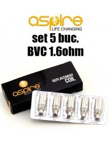 5 x Rezistenta BVC 1.6 ohm