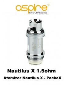 Rezistenta Nautilus X 1.5 ohm Aspire