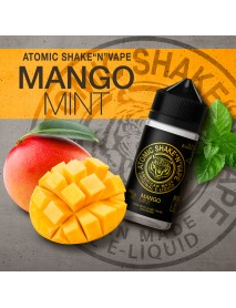 Atomic Mango Mint 50ml - fara nicotina