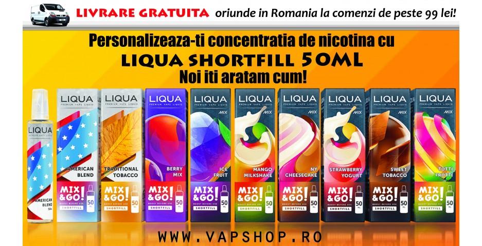 Shortfill Liqua
