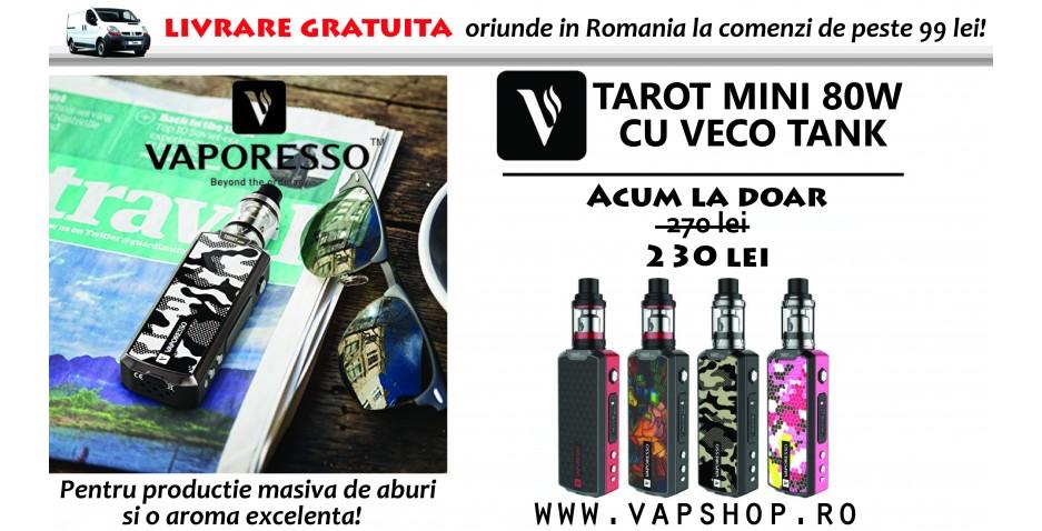 PROMOTIE VAPORESSO TAROT MINI