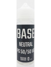 Lichid 100ml Base Neutral - fara nicotina