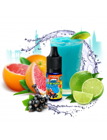 Aroma New York Blue Tea Big Mouth 10ml