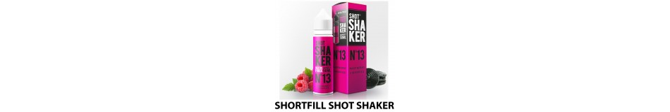 Shortfill Shot Shaker 50ml