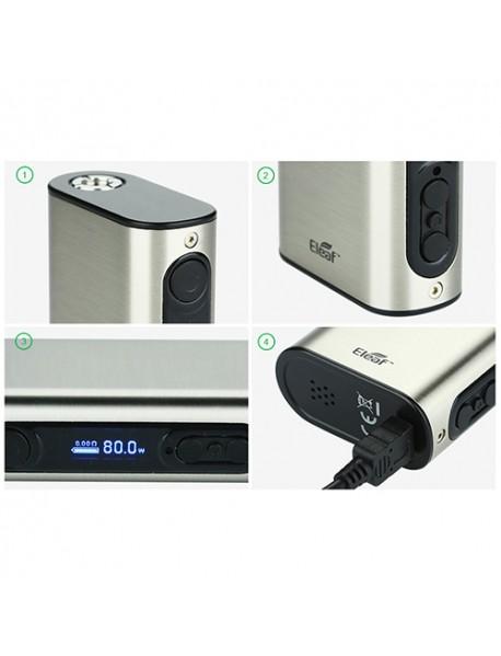 Baterie Eleaf iPower 80W 5000mAh - silver