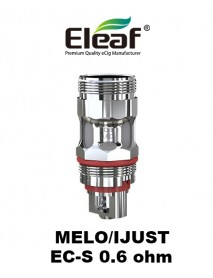Rezistenta Eleaf  EC-S Melo, iJust 0.6 ohm