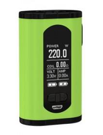 Eleaf Invoke 220W TC Box MOD - verde