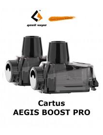 Cartus Geekvape Aegis Boost Pro 6ml - 2 buc. cartuse fara rezistente