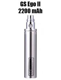 Baterie GS II 2200mAh - inox