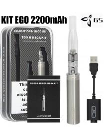 Kit EGO 2200mah  - inox