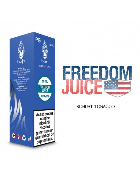 Freedom Juice Halo 10ml