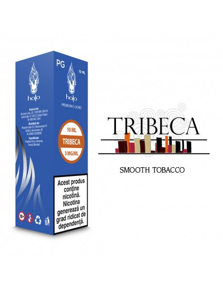 Tribeca Halo 10ml - fara nicotina