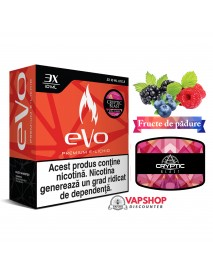 Cryptic Blast EVO 3 x  10ml - 0mg
