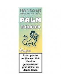 Palm tobacco Hangsen 10ml fara nicotina