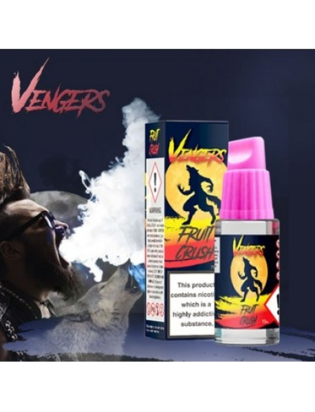 Lamaie si mar - Fruit Crush Vengers 10 ml