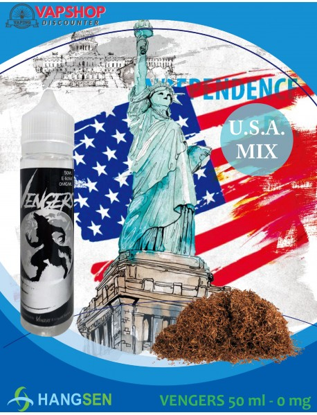 USA Mix Hangsen Vengers 50ml fara nicotina