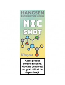 NicShot 70%VG - 18mg/ml