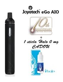 Joyetech eGo AIO 1500 mAh Editie aniversara - negru