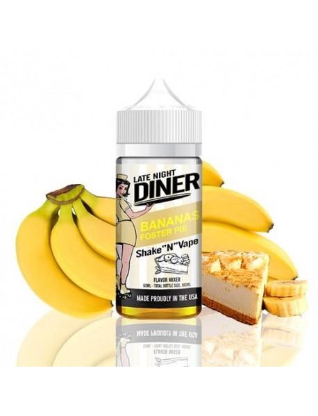 Banana 50ml - Lichid Late Night Diner