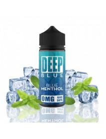 Deep Blue Blue Menthol 100ml fara nicotina