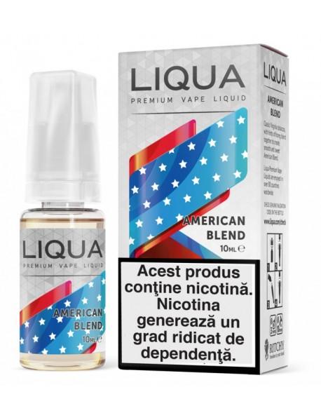 Liqua American Tobacco 10ml