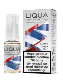 Liqua Cuban Cigar Tobacco 10ml