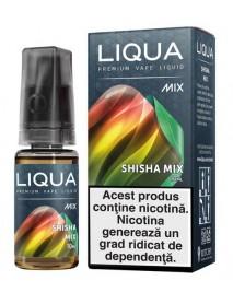 Liqua Shisha Mix 10ml - Tutun aromat