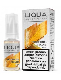 Liqua Traditional Tobacco 10ml