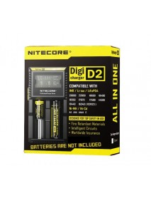 Incarcator Nitecore Intellicharger D2 LCD