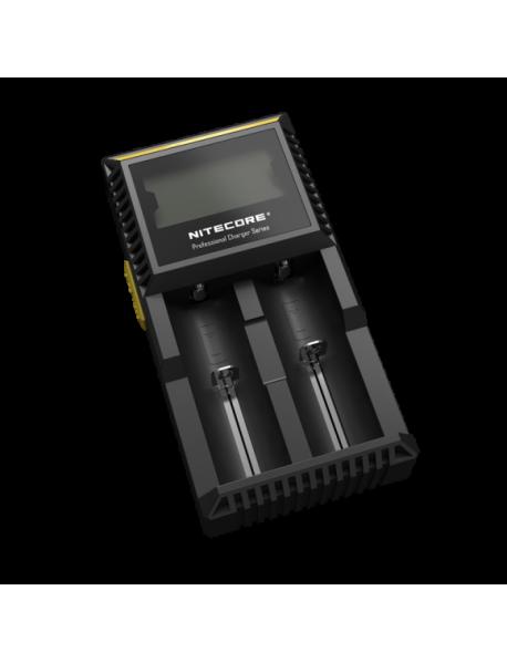 Incarcator Nitecore Intellicharger D2 LCD