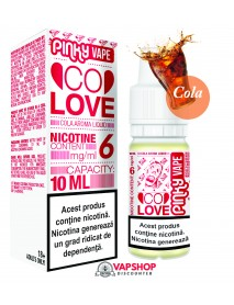 Pinky Vape Cola 10ml - CoLove