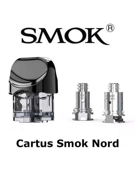 Cartus Smok NORD - 2 rezistente incluse