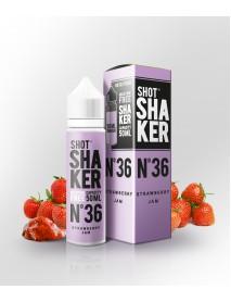 Gem de capsuni - Lichid Shot Shaker 50ml N.36