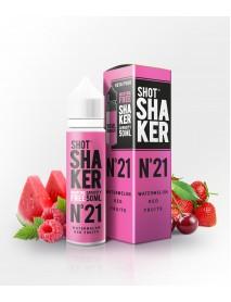 Pepene rosu si fructe rosii - Lichid Shot Shaker 50ml N.21