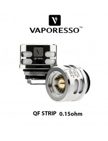 Rezistenta Vaporesso QF Strip 0.15ohm