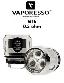 Rezistenta GT6 0.2 ohm - Vaporesso