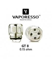 Rezistenta Vaporesso NRG GT8 0.15 ohm