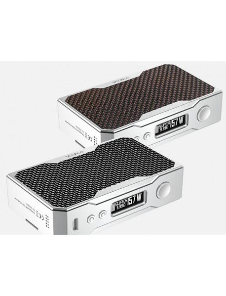 VOOPOO DRAG 157W TC Box MOD - negru/argintiu