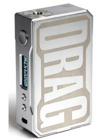 VOOPOO DRAG 157W TC Box MOD - argintiu